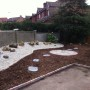 Landscaping at its finest for a maintenance free garden
