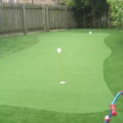 Large Putting Green